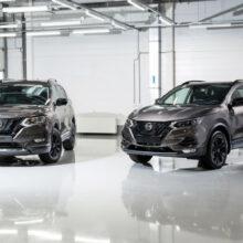 Российские Nissan Qashqai и X-Trail: новая версия N-Design