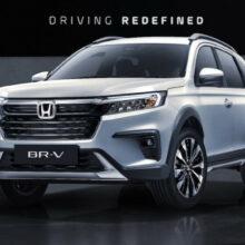 Семиместный паркетник Honda BR-V сменил поколение