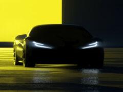 Lotus представил электрическую модульную платформу LEVA