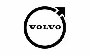 Компания Volvo обновила логотип