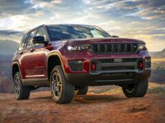 Новый Jeep Grand Cherokee: представлена короткая версия