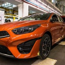 Автотор начал выпуск обновленного семейства Kia Ceed