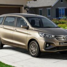 Новый компактвэн Toyota Rumion сделан из Suzuki