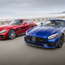 Купе и родстеры Mercedes-AMG GT скоро снимут с производства