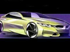 Первый BMW «Нового класса» станет аналогом третьей серии
