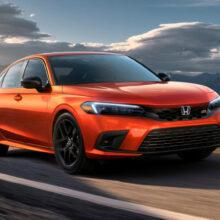 Представлен «подогретый» седан Honda Civic Si нового поколения