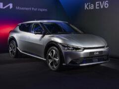 Электромобили Kia выйдут на российский рынок в 2022 году