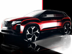 Hyundai Creta и срочный рестайлинг: официальные тизеры