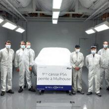 Peugeot готовит к производству купеобразный кроссовер