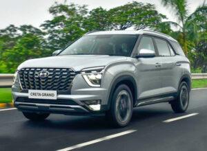Не только для Индии: семиместный кроссовер Hyundai Creta Grand