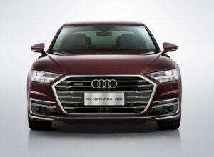 Удлиненный седан Audi A8L Horch: скоро дебют