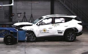 Краш-тесты Euro NCAP и смазанный бенефис Hyundai